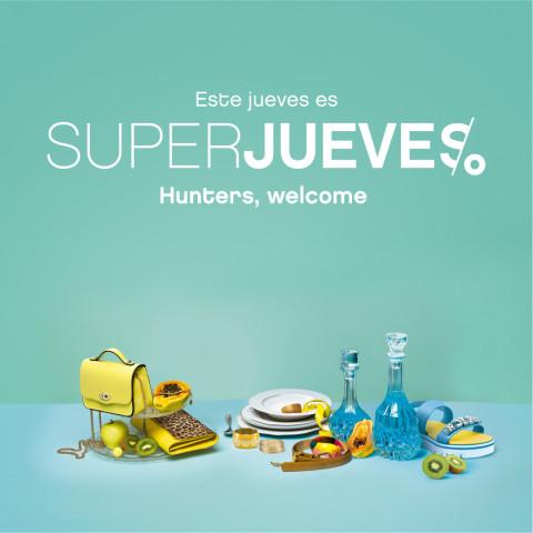 Tomar un riesgo auge Mariscos  Superjueves Julio   The Style Outlets Spain - Las Rozas