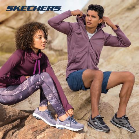 varios colores hermosa en color zapatos de separación SKECHERS | The Style Outlets Spain - Las Rozas